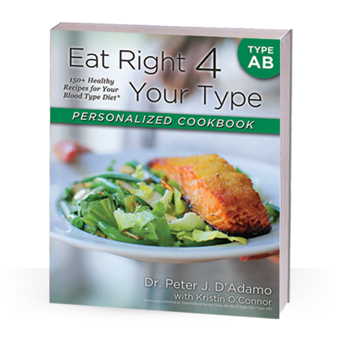 blood type diet eat right for your blood type food and supplements for type o