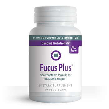 Fucus Plus - Support metabolic balance with bladderwrack seaweed