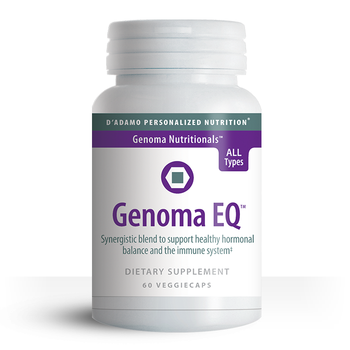 Genoma EQ - Support health male hormone balance and immune response
