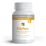 Prebiotic / Probiotic to improve gut health for Blood Type B - Polyflora B
