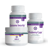 Respiratory System Pack - 3 Supplements that work together to strengthen your respiratory system