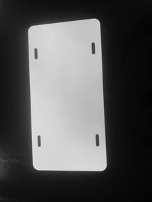License Plate Blanks