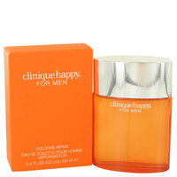 Happy By Clinique 3.4 oz Cologne Spray for Men