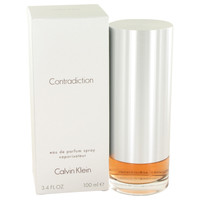 Contradiction By Calvin Klein 3.4 oz Eau De Parfum Spray for Women