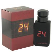 24 Go Dark The Fragrance Jack Bauer By Scentstory 1.7 oz Eau De Toilette Spray for Men