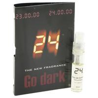 24 Go Dark The Fragrance Jack Bauer By Scentstory .04 oz Vial Sample for Men