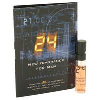 24 The Fragrance Jack Bauer By Scentstory .04 oz Vial Sample for Men