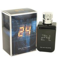 24 The Fragrance Jack Bauer By Scentstory 3.4 oz Eau De Toilette Spray for Men