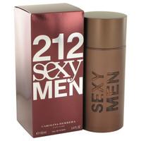 212 Sexy By Carolina Herrera 3.3 oz Eau De Toilette Spray for Men