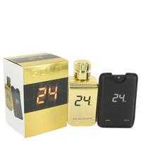 24 Gold The Fragrance Jack Bauer By Scentstory .04 oz Vial (Sample) for Men