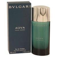 Aqua Pour Homme By Bvlgari 1 oz Eau De Toilette Spray for Men
