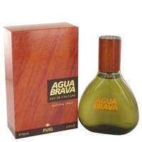 Agua Brava By Antonio Puig 3.4 oz Eau De Cologne Spray for Men