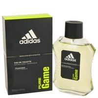 Pure Game By Adidas 3.4 oz Eau De Toilette Spray for Men