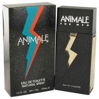 Animale By Animale 3.4 oz Eau De Toilette Spray for Men