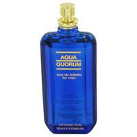 Aqua Quorum By Antonio Puig 3.4 oz Eau De Toilette Spray Tester for Men