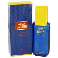 Aqua Quorum By Antonio Puig 3.4 oz Eau De Toilette Spray for Men