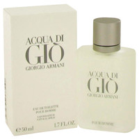 Acqua Di Gio By Giorgio Armani 1.7 oz Eau De Toilette Spray for Men
