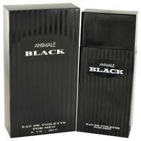 Black By Animale 3.4 oz Eau De Toilette Spray for Men