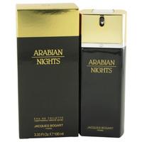 Arabian Nights By Jacques Bogart 3.4 oz Eau De Toilette Spray for Men