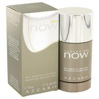 Now By Loris Azzaro 2.7 oz Deodorant Stick for Men
