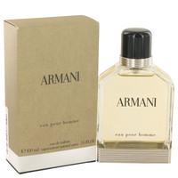 Armani By Giorgio Armani 3.4 oz Eau De Toilette Spray for Men
