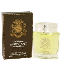 Arrogant By English Laundry 3.4 oz Eau De Toilette Spray for Men