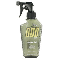 Bod Man Lights Out By Parfums De Coeur 8 oz Body Spray for Men
