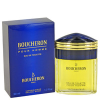 Boucheron By Boucheron 1.7 oz Eau De Toilette Spray for Men