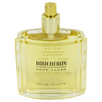 Boucheron By Boucheron 3.4 oz Eau De Toilette Spray Tester for Men