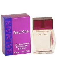 Balman By Pierre Balmain .17 oz Mini EDT for Men