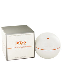 Boss In Motion White By Hugo Boss 3 oz Eau De Toilette Spray for Men