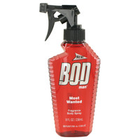 Bod Man Most Wanted By Parfums De Coeur 8 oz Fragrance Body Spray for Men