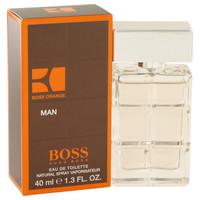 Boss Orange By Hugo Boss 1.4 oz Eau De Toilette Spray for Men