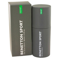 Sport By Benetton 3.3 oz Eau De Toilette Spray for Men