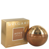 Aqua Amara By Bvlgari 3.3 oz Eau De Toilette Spray for Men