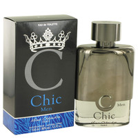 C Chic By Mimo Chkoudra 3.3 oz Eau De Toilette Spray for Men