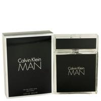 Man By Calvin Klein 3.4 oz Eau De Toilette Spray for Men