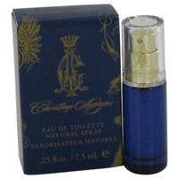 Christian Audigier By Christian Audigier .25 oz Mini EDT Spray for Men