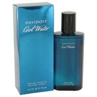 Cool Water By Davidoff 2.5 oz Eau De Toilette Spray for Men