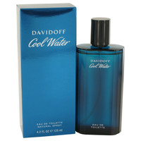 Cool Water By Davidoff 4.2 oz Eau De Toilette Spray for Men