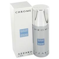 Chrome By Loris Azzaro 5 oz Deodorant Spray for Men