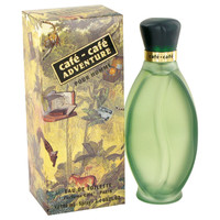 Cafe Adventure By Cofinluxe 3.4 oz Eau De Toilette Spray for Men