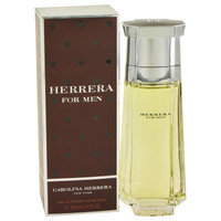 Carolina Herrera By Carolina Herrera 3.4 oz Eau De Toilette Spray for Men
