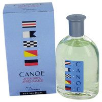 Canoe By Dana 4 oz After Shave for Men