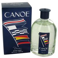 Canoe By Dana 8 oz After Shave Splash for Men