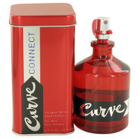 Curve Connect By Liz Claiborne 4.2 oz Eau De Cologne Spray for Men