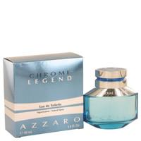 Chrome Legend By Azzaro 1.4 oz Eau De Toilette Spray for Men