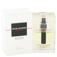 Dior Homme Sport By Christian Dior 1.7 oz Eau De Toilette Spray for Men