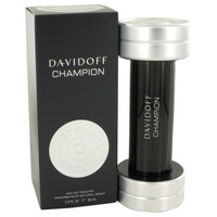 Champion By Davidoff 3 oz Eau De Toilette Spray for Men