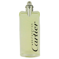 Declaration By Cartier 3.3 oz Tester Eau De Toilette Spray for Men
